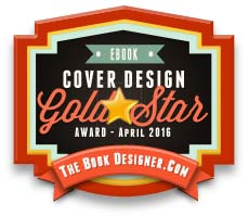COVER DESIGN AWARD!