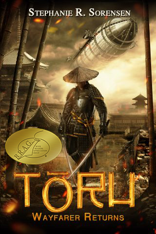 """Toru: Wayfarer Returns"" Virtual Book Tour Live!"
